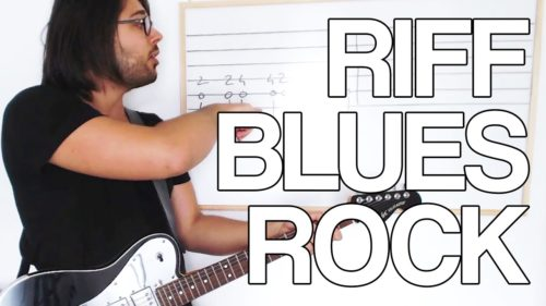 RIFF BLUES ROCK'N'ROLL + COLLABORATION