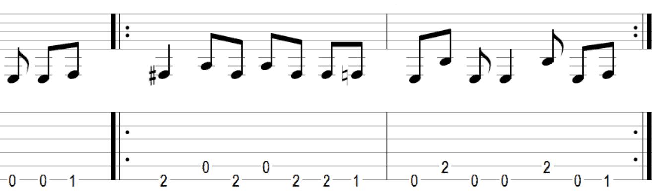 Riff guitare come as you are facile débuter guitare electrique apprendre jouer simple